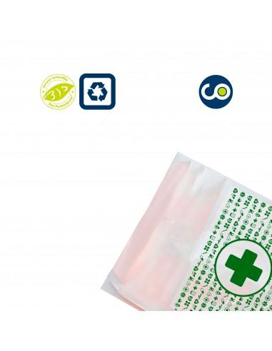 Bolsa de papel para farmacia