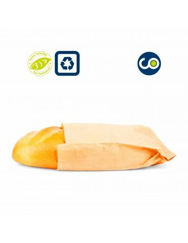 Bolsa de papel para panecillo