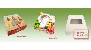 La Navidad se acerca ¡y con ella las cajas de roscones!