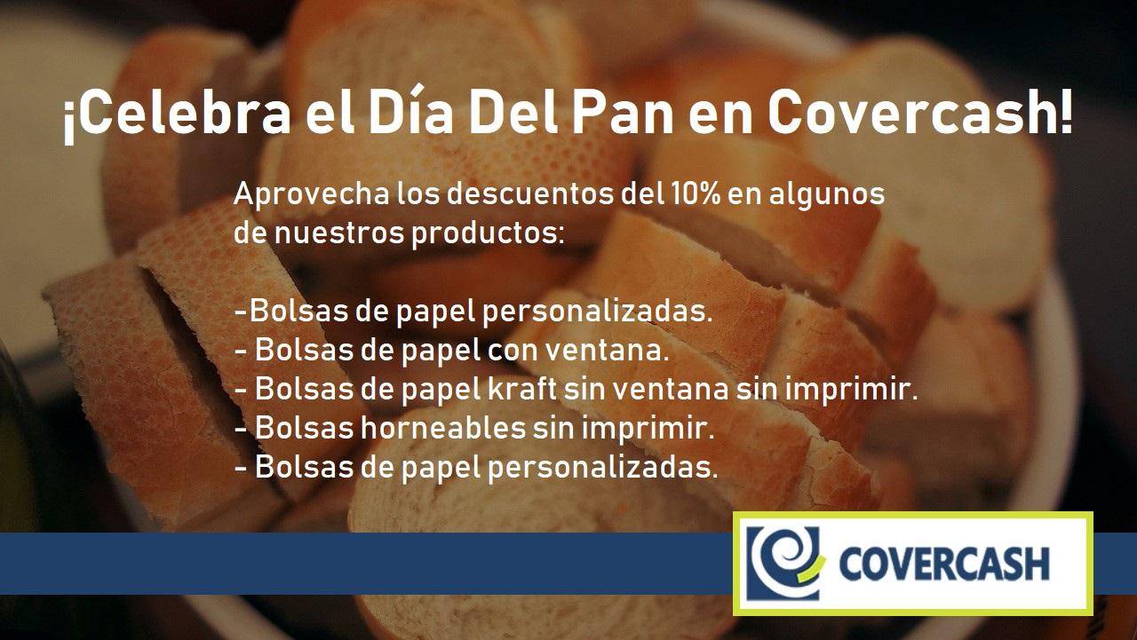 Celebra con Covercash el Día del Pan y la Bolsa de Papel