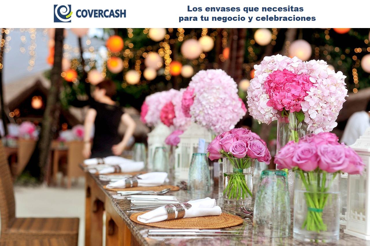 La primavera, tiempo de celebraciones con Covercash