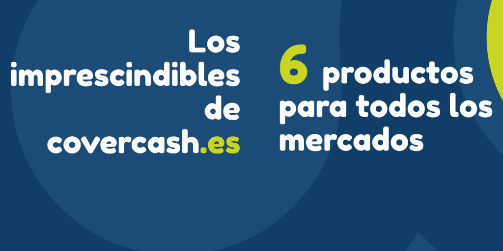 Los productos de envasado imprescindibles de Covercash.es