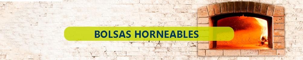 Bolsas horneables