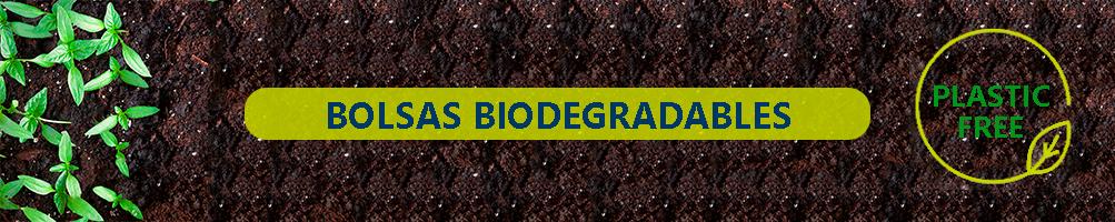 Bolsas films biodegradables